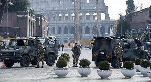 ISIS a Roma