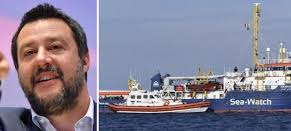SeaWatch salvini