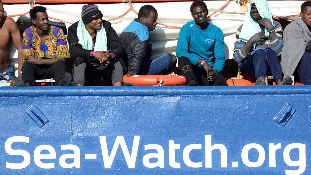 Sea Watch MIGRANTS LaStampa