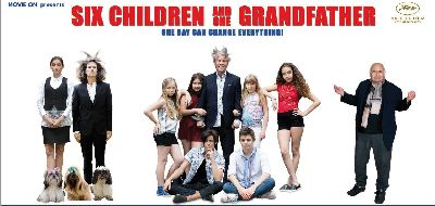 Six children and one grandfather oriz
